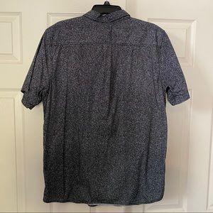 Pacsun Button-Up Shirt (Dark Grey)